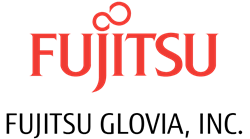 FUJITSU GLOVIA logo