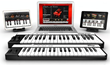 IK Multimedia Announces Universal iRig Keys and iRig Keys PRO for Android, iOS, Mac and PC
