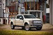 Ford 2017 F-Series Super Duty pickup and chassis cab