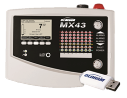 MX43 Controller Awarded SIL 1 Certification