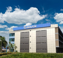 Qualfon Office in the Philippines