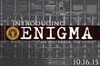 Enigma Escape Room Announcement