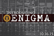 Enigma Escape Room Announcement