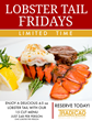 Brazilian Steakhouse Will Celebrate Fridays with Limited Time Grilled Lobster