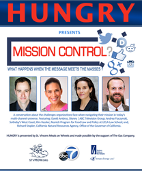 """HUNGRY: """"MISSION CONTROL"""""""