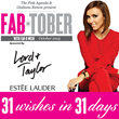 The Pink Agenda, Giuliana Rancic and Lord & Taylor Launch FABtober, a New Way to Raise Breast Cancer Awareness
