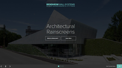 Bendheim's New Architectural Rainscreen Website