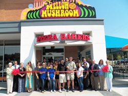 Mellow Mushroom Olive Branch Opens
