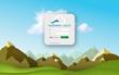 RezStream Cloud login screen