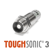 Senix Introduces the ToughSonic 3 Ultrasonic Sensor For Short Distance Narrow Apeture Applications