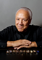 Retired Basketball Star Lenny Wilkens Shares His Story at Wesley Homes