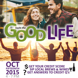 Arizona Federal provides free credit consultations, food and drinks on October 15, 2015.