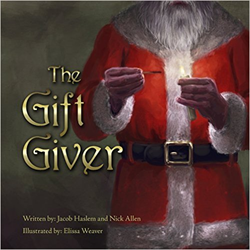 Children's Christmas Picture Book - The Gift Giver