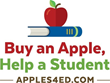 If Your School Needs Money, Eating Apples Can Help!