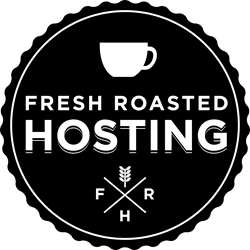 Fresh Roasted Hosting