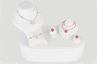 The CJ Bridal Silver Charm Collection kit