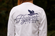 Flyover Living Long-Sleeve Signature Pocket Tee