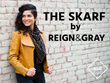 The Skarf - Innovative and Reversible Scarf with Magnetic Closure