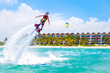 New Flyboarding and Kitesurfing Experiences Take Water Sports to New Heights At Grand Velas Riviera Maya