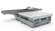 The Oce Arizona 6160 XTS delivers award-winning print quality with the broad application range of a true flatbed architecture