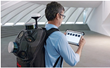 Pegasus backpack from Leica Geosystems, incorporating two Velodyne VLP-16 sensors