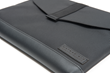 Surface Pro 4 or Surface Book SleeveCase—detail, black ballistic nylon