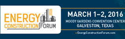 2016 Energy Construction Forum