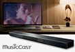 Yamaha MusicCast Sound Bar Fuses Surround Sound Simplicity with Wireless Multiroom Freedom