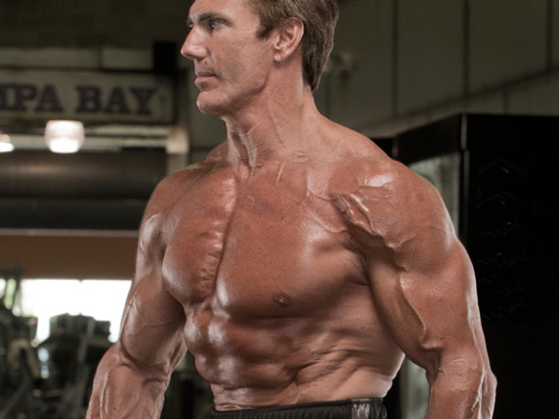 john hansen natural bodybuilding book