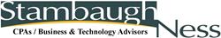 Stambaugh Ness CPAs / Business & Technology Advisors