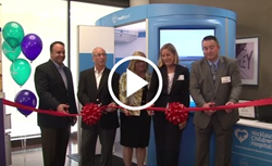 To watch a video of the ribbon cutting and event, click here: https://www.youtube.com/watch?v=9a_pJzuJnfc