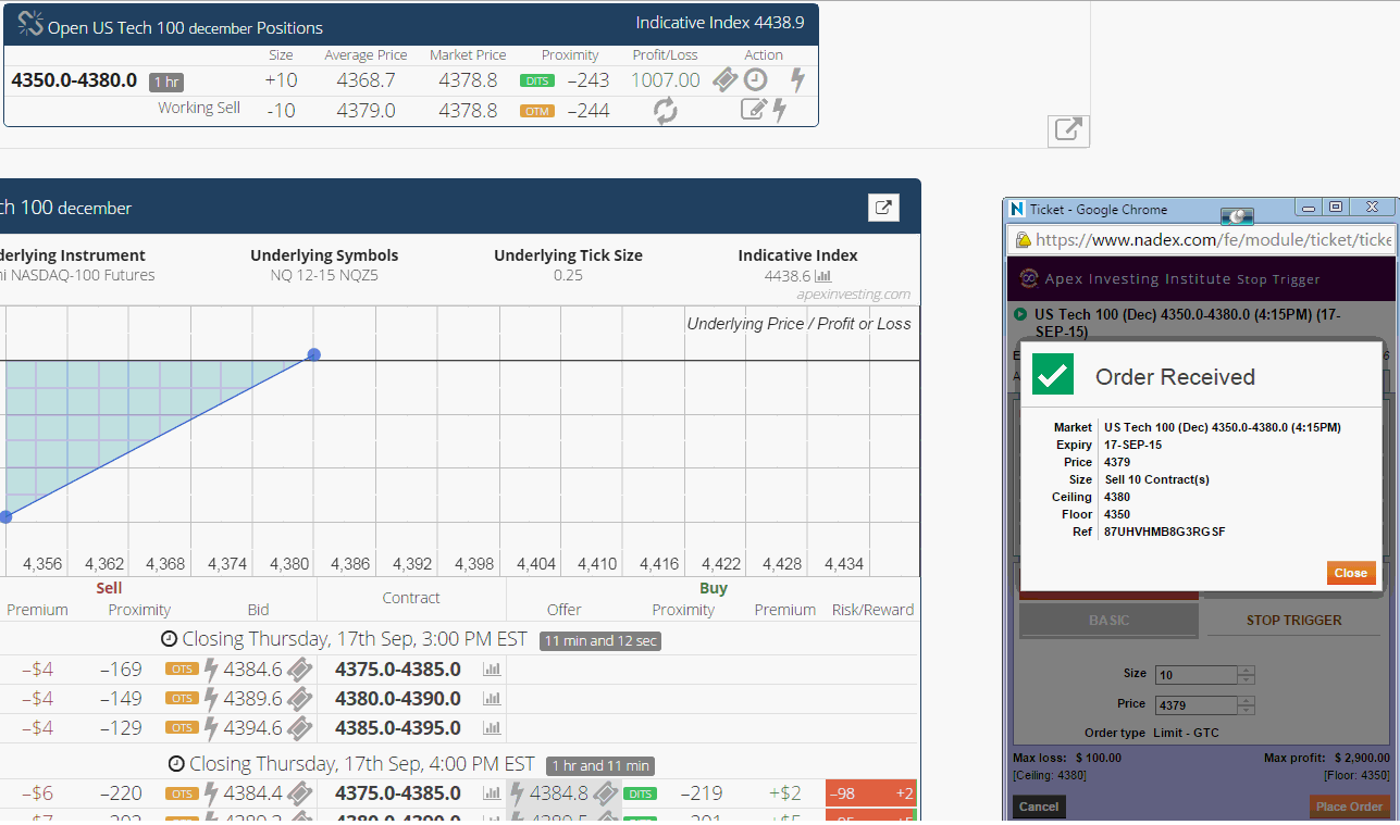 Scanner binary options apexinvesting