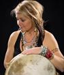 Kari Hohne of Get Tribal: drummer, producer, artist, heyoka.