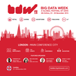 """BIG DATA WEEK 2015 The World's Largest Big Data Event to Start on November 23rd, Debuting """"Big Data in Use"""" Conference in London on November 25th"""