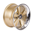 Hurst Gold Dazzler Wheel