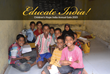 Educate India - Childrens Hope India's fundraising gala on October 11th