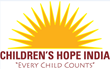 Childrens Hope India Every Child Counts Logo