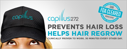 Now in Chicago: Capillus272™ Laser Caps for Hair Loss Treatment
