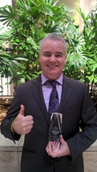 CEO, Noel Kierans