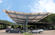 Solaire Generation Completes Largest Solar Parking Canopy System in Connecticut at the JCC of Greater New Haven