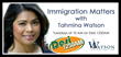 Watson Immigration Law Announces New Weekly Show on Desi 1250AM