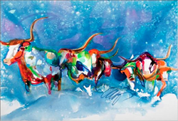 Sorrel Sky Gallery Hosts Winter Wonderland Group Show in Celebration...