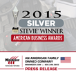 Minimizer Honored as Stevie® Award Winner of the 2015 American Business Awards in the New Product - Transportation Category