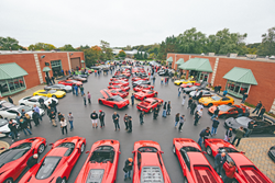 20th Annual Lake Forest Sportscars Concours Du0027 Elegance