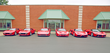 Ultimate Ferrari line up..Photo Credit Amy Miller Photography