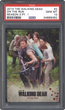 One of the cards in The Walking Dead trading card set to be given away by PSA.