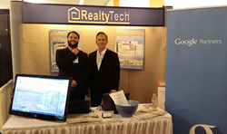 RealtyTech Inc. C.A.R. Expo 2015 Booth #801