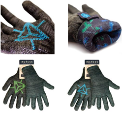 Ingress touchscreen Glider Gloves