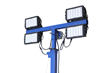 600 Watt Portable LED Light Tower for Heavy Duty Applications