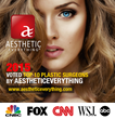 Dr. Paul Vitenas Named 2015 Top 10 Plastic Surgeon By Aesthetic Everything